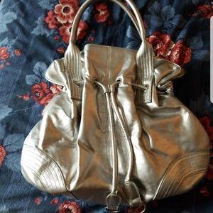 Silver Handbag - NWOT